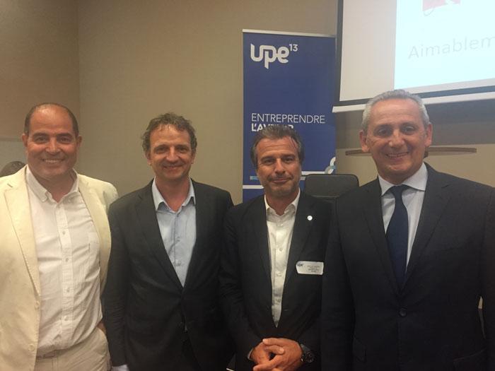 Assemblée Générale Du L'UPE13, Aix-en-Provence