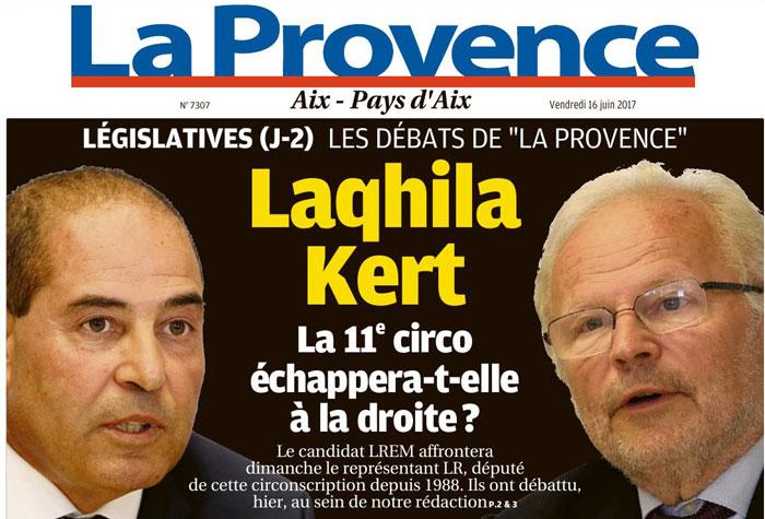 La Provence, édition Aix-en-Provence