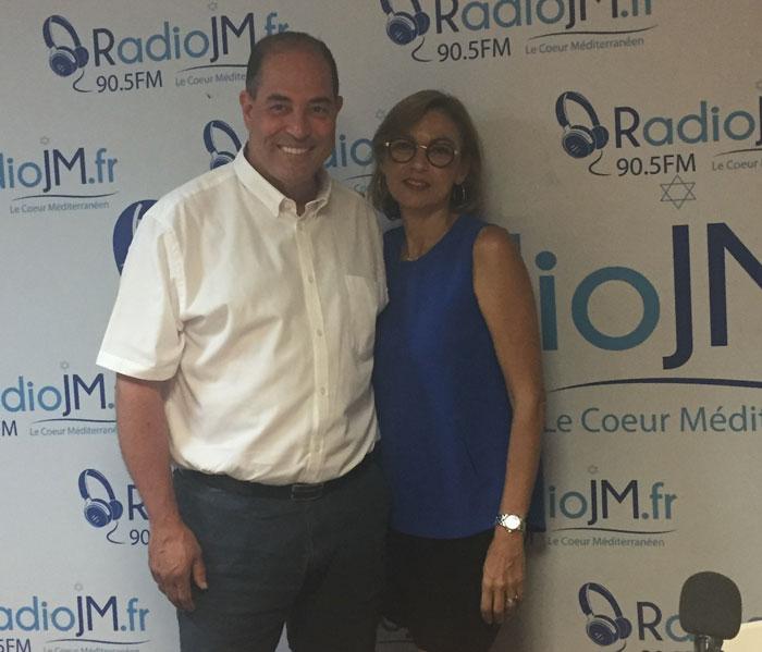 Invitation Radio JM