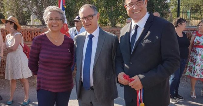 Laqhila Commemoration Camp Des Milles 01