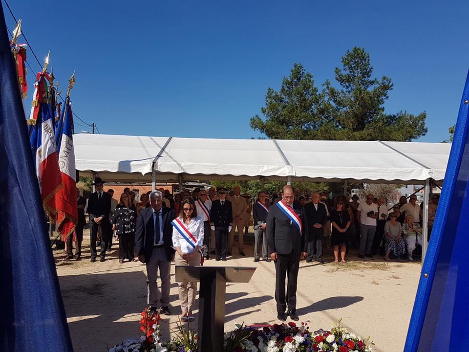 Laqhila Commemoration Camp Des Milles 05