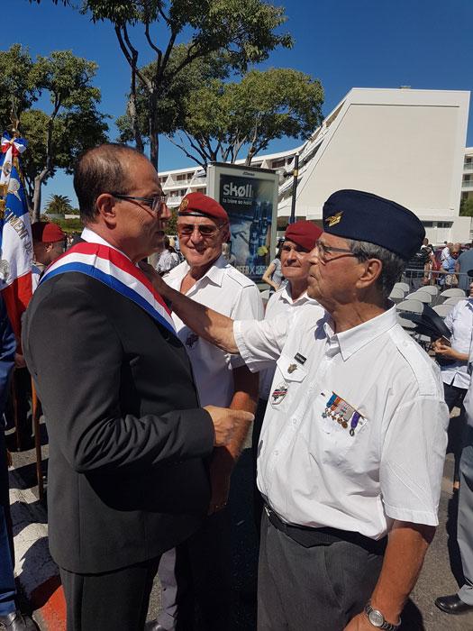 Laqhila Defile 14 Juillet 2017 Marseille 01