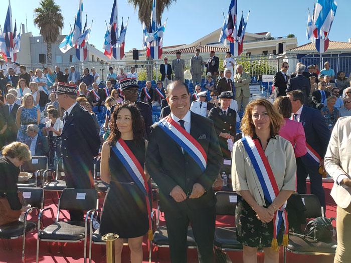 Laqhila Defile 14 Juillet 2017 Marseille 06