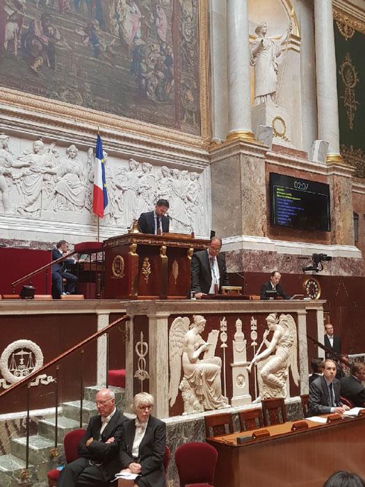 Mon Intervention Sur Les Déficits Et Réformes Structurelles à L'assemblée Nationale