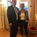 Invitation Dîner Chez Madame Geneviève Darrieussecq