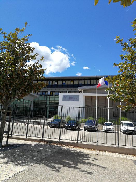 Laqhila Visite Mahjoubi Ecole Des Mines Gardanne 01
