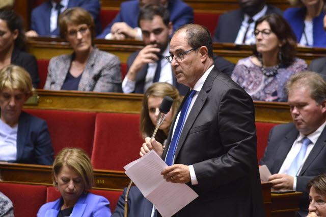 Mohamed LAQHILA Alerte Le Délégué Général De L'AFT Sur La Situation Financière De La France