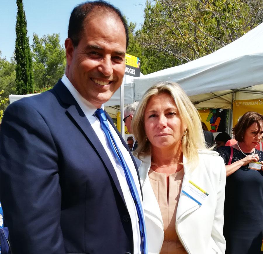 Laqhila 17eme Forum Des Entreprises Marseille 03
