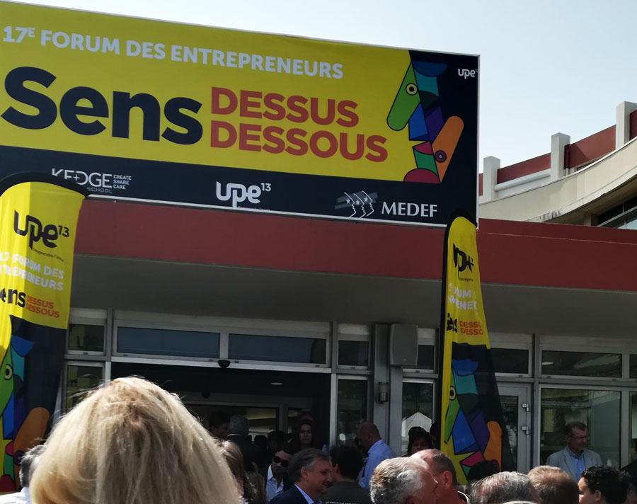 Laqhila 17eme Forum Des Entreprises Marseille 04