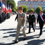 Cérémonie De Rentrée Du Lycée Militaire D'Aix-en-Provence