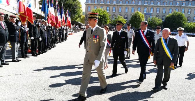Laqhila Ceremonie Rentree Ecole Militaire Aix En Provence 01
