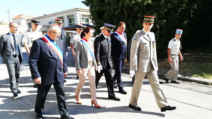 Laqhila Ceremonie Rentree Ecole Militaire Aix En Provence 03