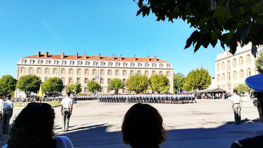 Laqhila Ceremonie Rentree Ecole Militaire Aix En Provence 04
