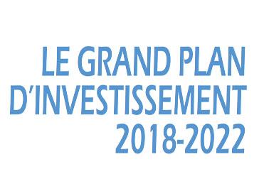 Grand Plan D'Investissement: 57 Milliards D'euros Mobilisés Sur Toute La Durée Du Quinquennat