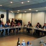 Rencontre Avec Le Président Et Les Membres Du GEPA