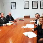 Rencontre Avec Le Président De La Chambre De Commerce Et D'Industrie De Marseille-Provence