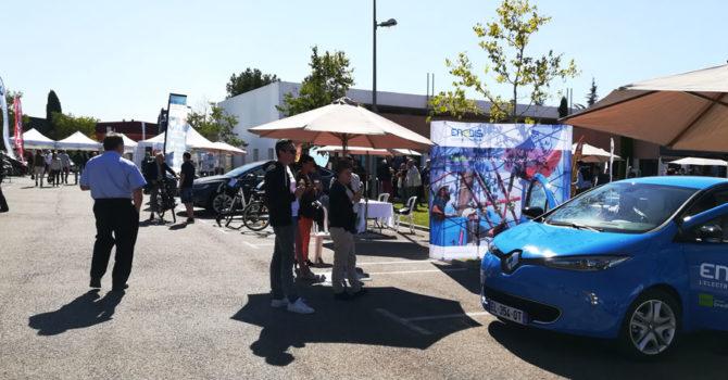 Laqhila Semaine Europeen De La Mobilite Les Milles 02