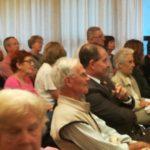 Visite à L'association Voix Aureliennes à Eguilles