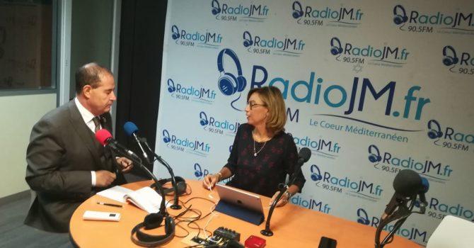 Intervention Lors De L'émission Lundi Politique De Radio JM