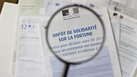 Supprimons L'ISF, Ne Créons Pas Son Petit Frère !