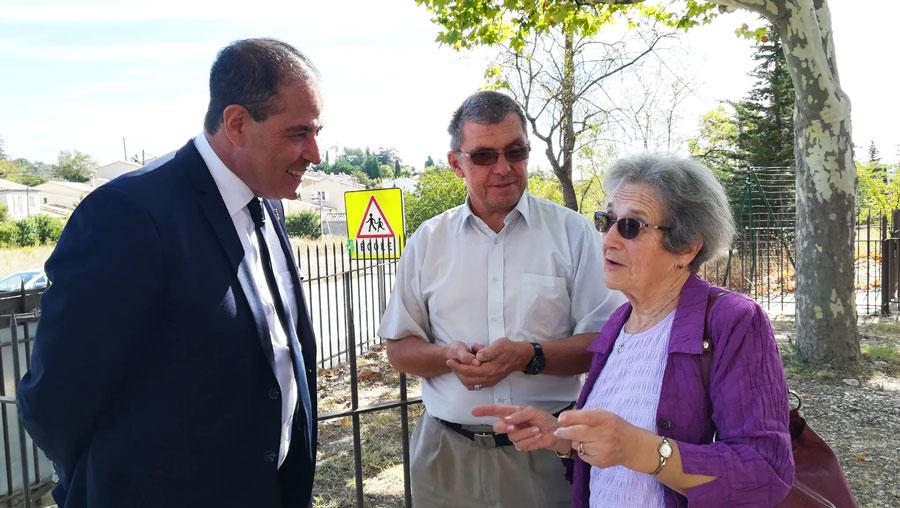 Laqhila Visite Chapelle Saint Mitre Des Champs Aix 01