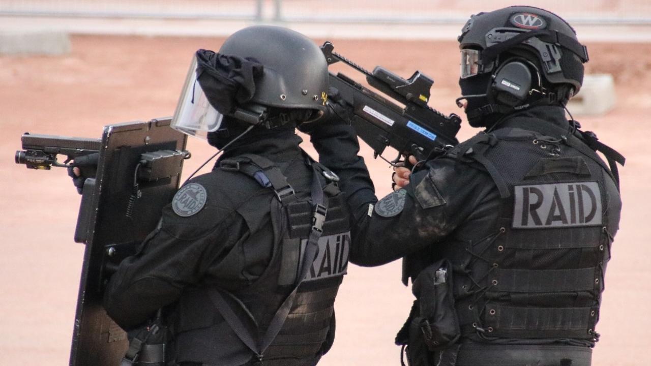 Attentat Déjoué : Hommage à Nos Forces De L'ordre, Garantes De Notre Liberté