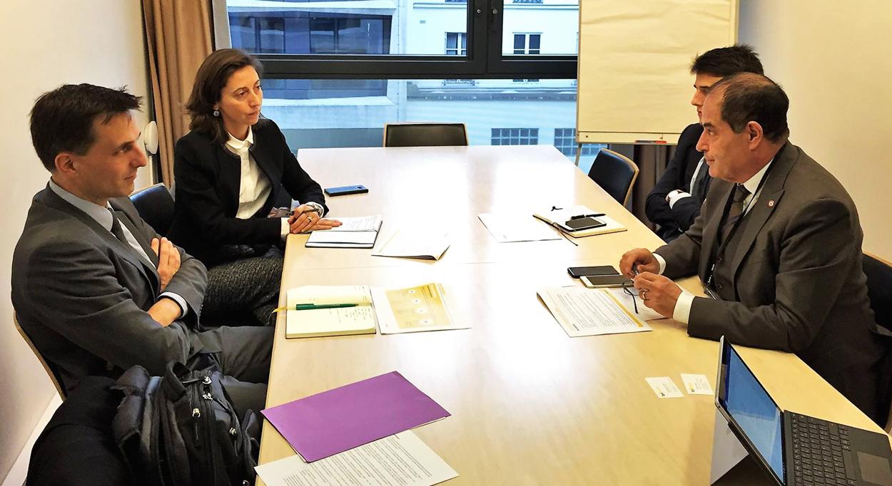 Audition De La BPI France Dans Le Cadre Du Prochain Projet De Loi Sur Le Droit à L'erreur Et Simplification