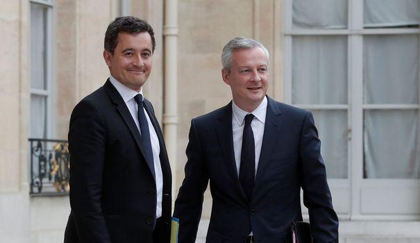 Communiqué De Presse Des Ministres Bruno Le Maire Et Gérald Darmanin