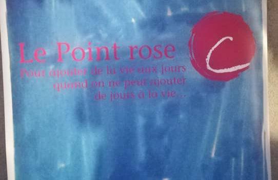 Laqhila Marche De Noel Association Le Point Rose Luynes 03