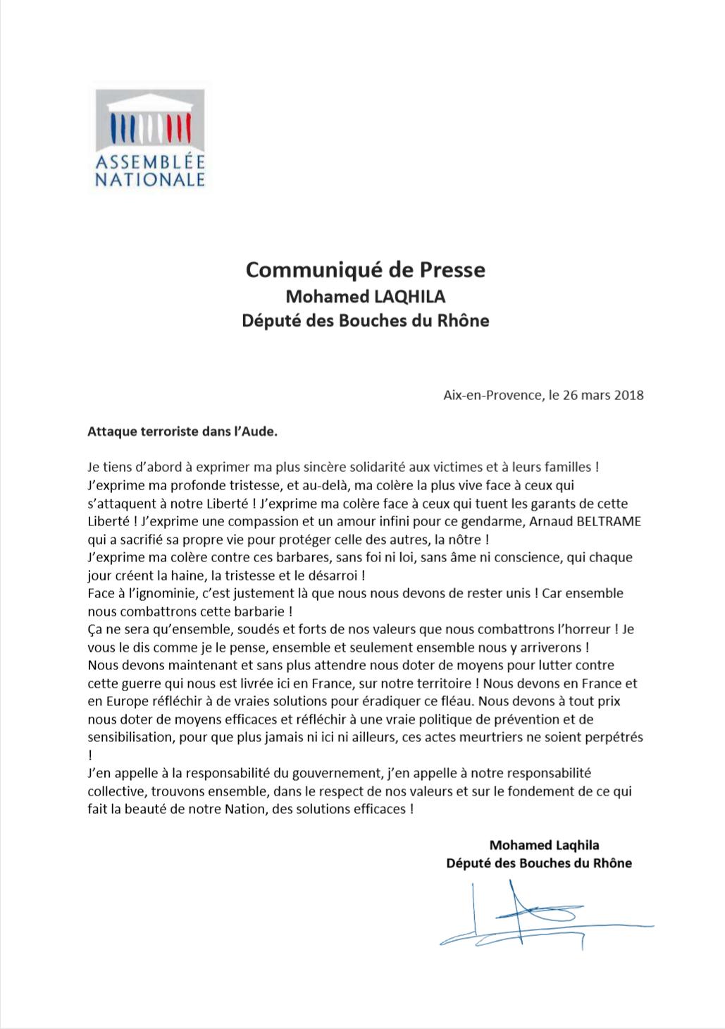 Attentat Dans L'Aude