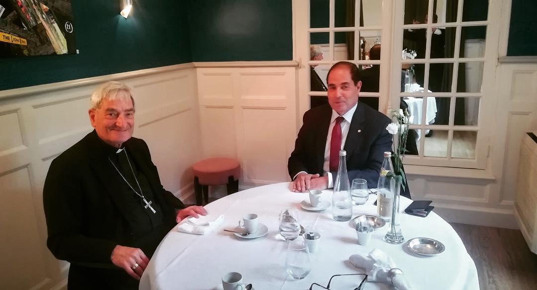 Rencontre Avec Monseigneur Dufour