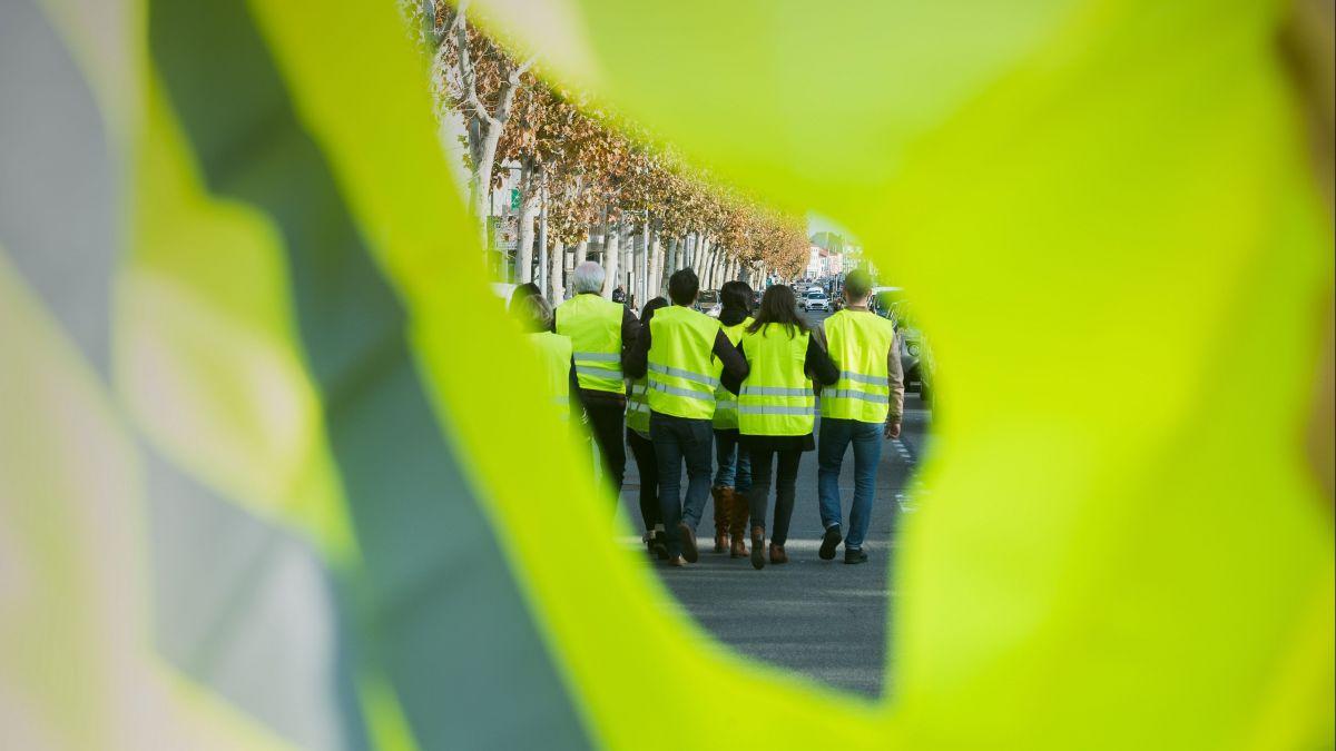 Communiqué De Presse : «Gilets Jaunes, Entendez La Colère Du Peuple Français !»
