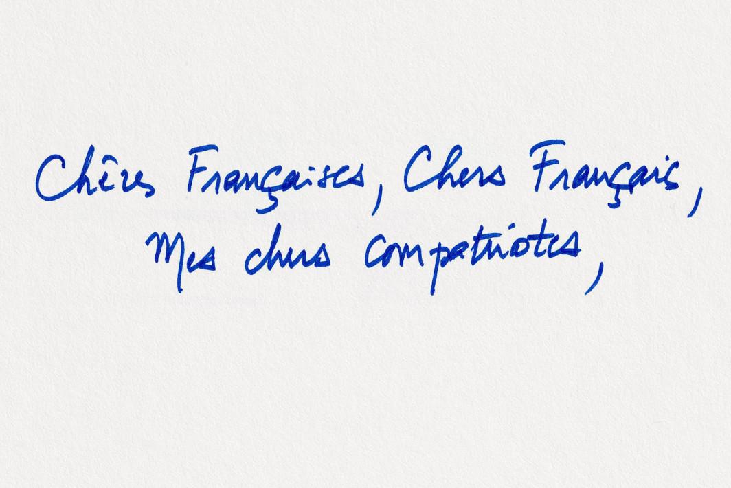 La Lettre Aux Français Du Président Emmanuel Macron