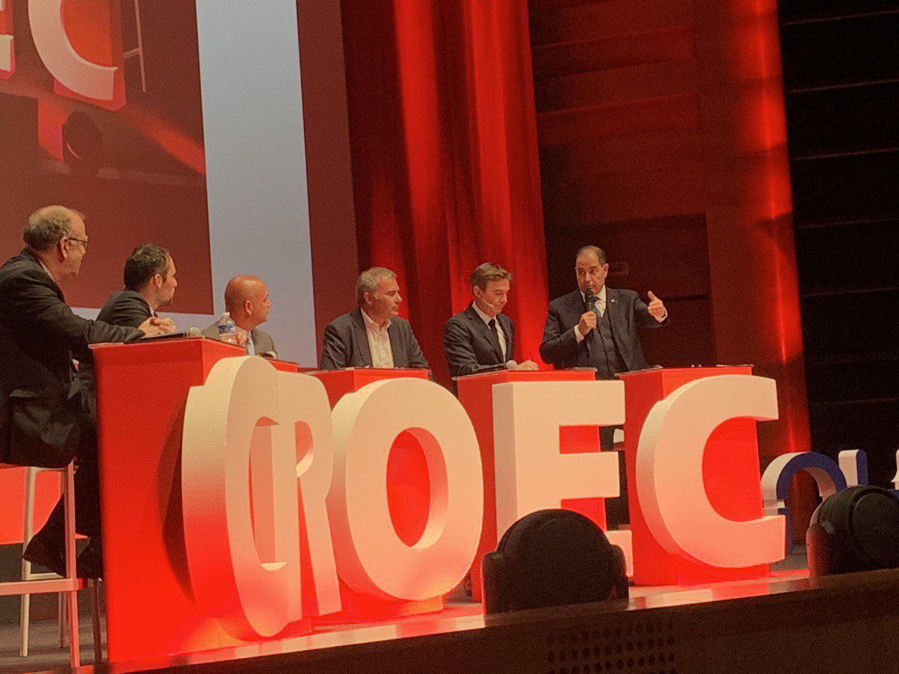 Congrès Du CROEC Marseille