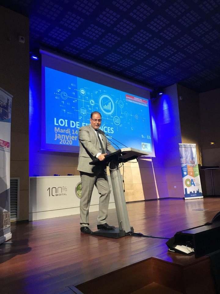 Conférence Sur La Loi De Finances