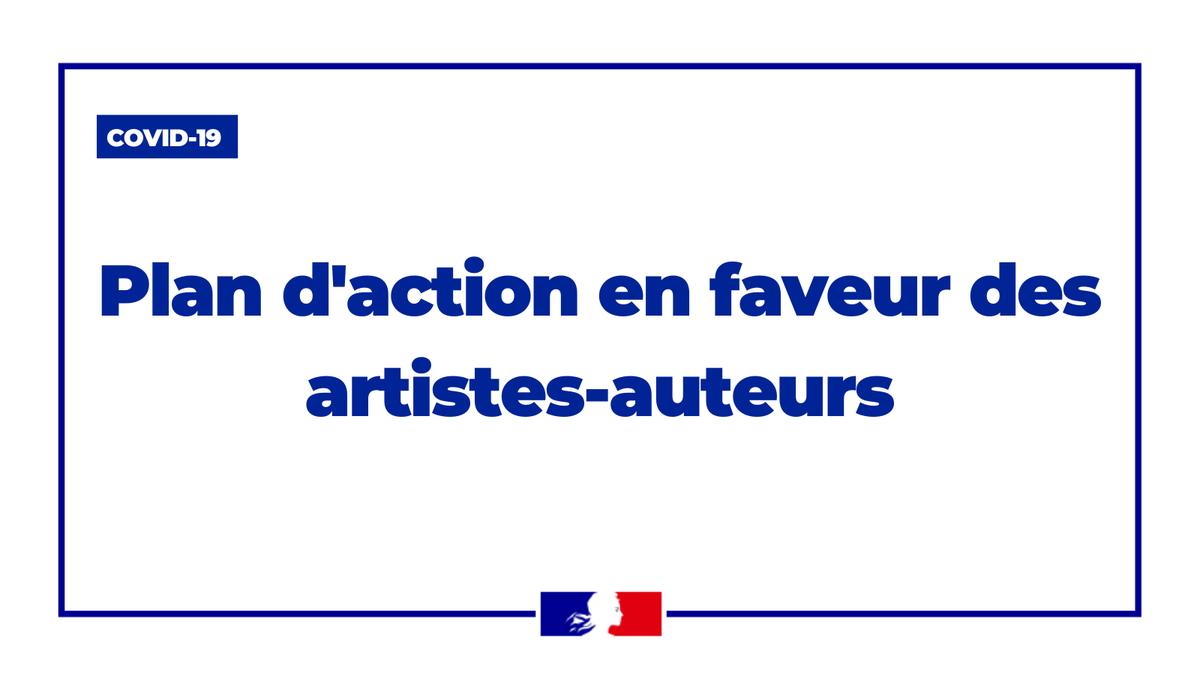 Plan D'action En Faveur Des Artistes-auteurs