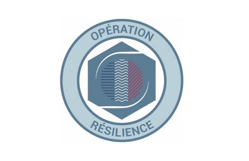Lancement De L'opération Résilience