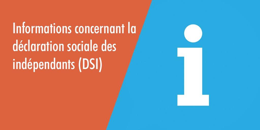 Report De La Déclaration Social Des Indépendants