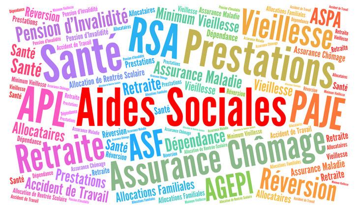 Distribution Des Aides Sociales Par La Poste