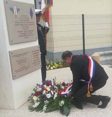 Journée Nationale D'hommage Du Souvenir Des Victimes Et Des Héros De La Déportation.