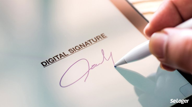 Signature électronique Pour Tous Les Actes Notariés