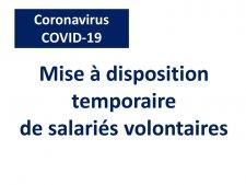 Mise à Disposition Temporaire De Salariés Volontaires Entre Deux Entreprises