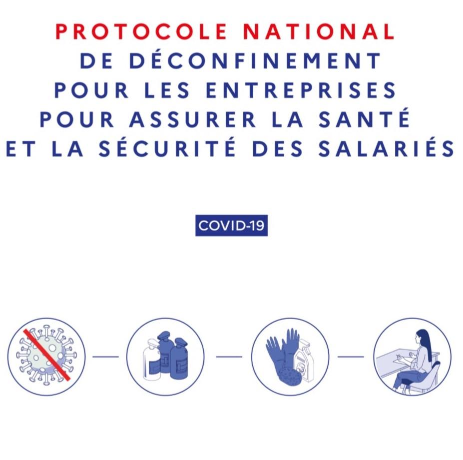 Protocole De Déconfinement Des Entreprises