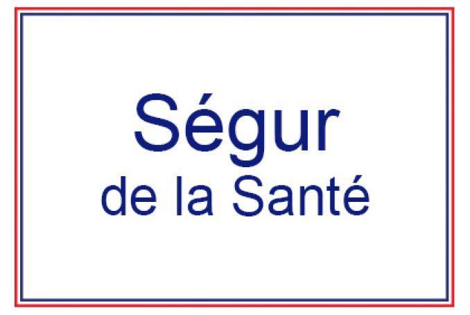Présentation Du Ségur De La Santé