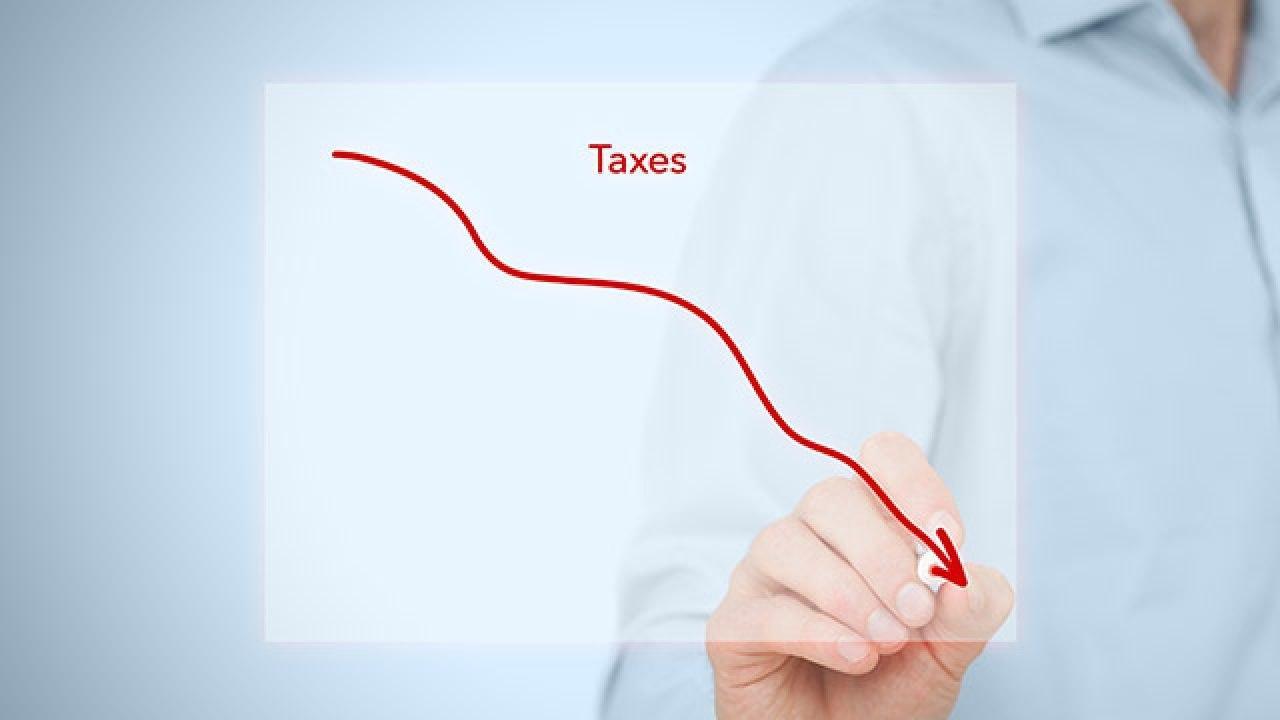 Baisse Des Impôts De Production