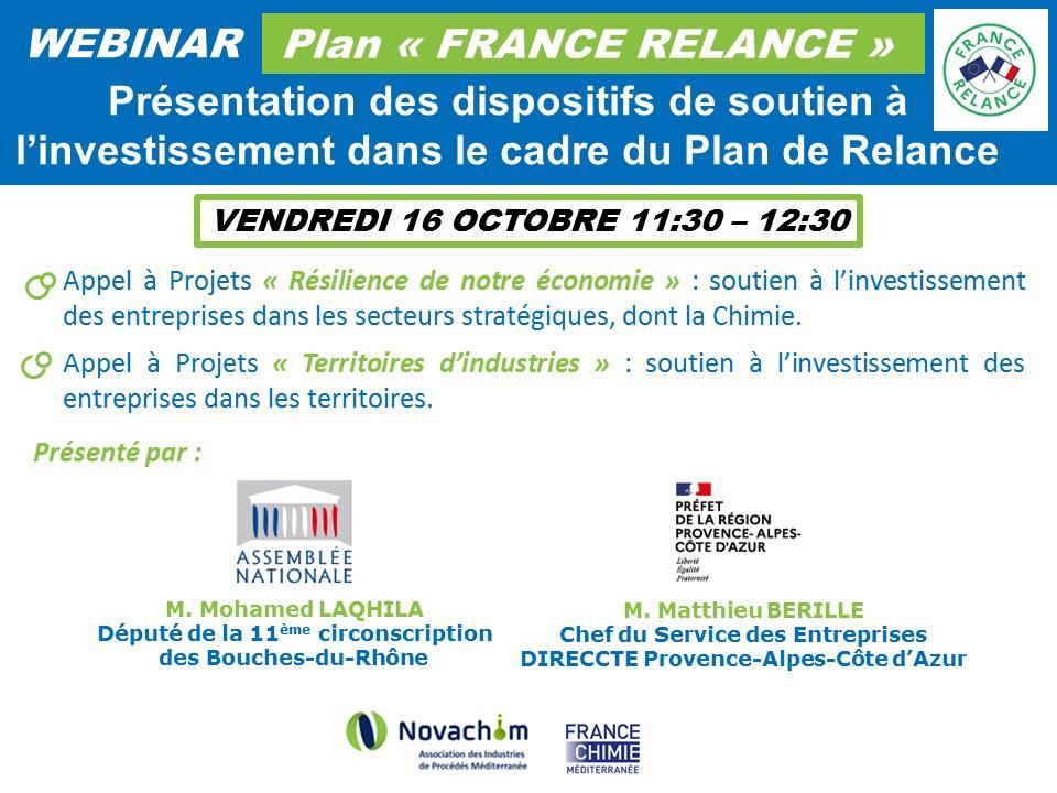 Webinar Plan De Relance